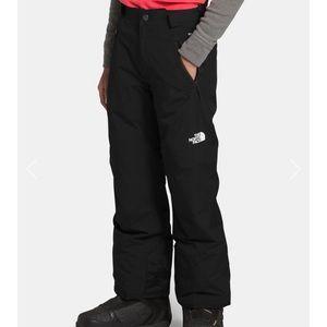 The North Face Black Hy Vent Snow/Ski Pants 18/20